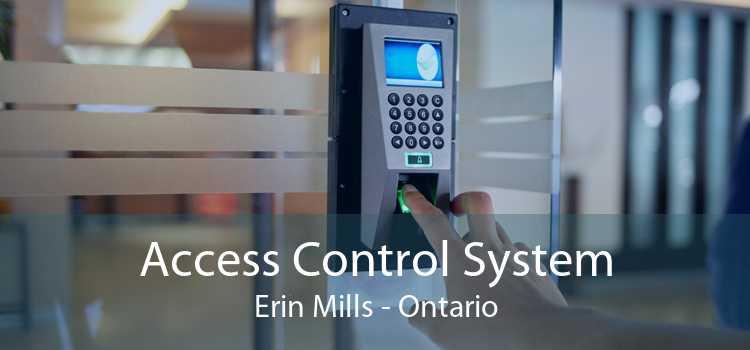Access Control System Erin Mills - Ontario