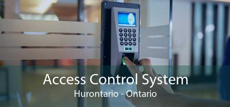 Access Control System Hurontario - Ontario