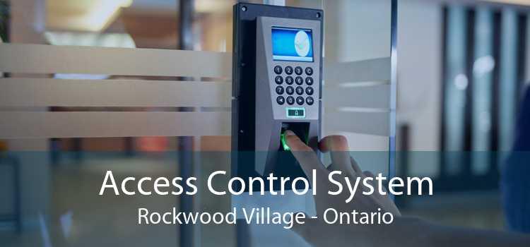 Access Control System Rockwood Village - Ontario