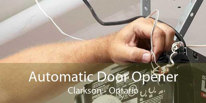 Automatic Door Opener Clarkson - Ontario