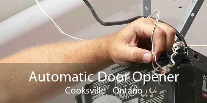 Automatic Door Opener Cooksville - Ontario