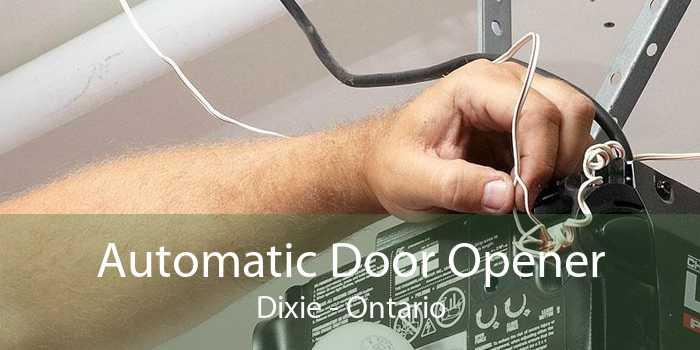 Automatic Door Opener Dixie - Ontario