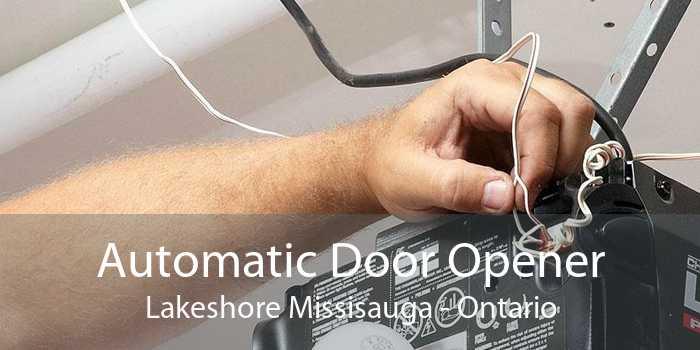 Automatic Door Opener Lakeshore Missisauga - Ontario