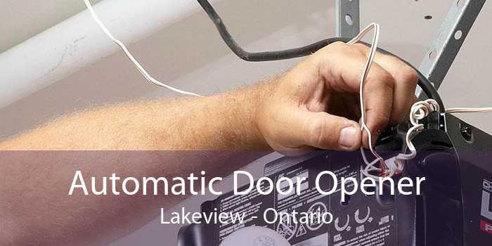 Automatic Door Opener Lakeview - Ontario