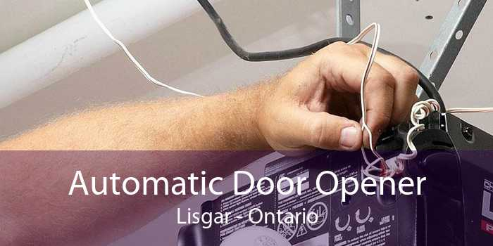 Automatic Door Opener Lisgar - Ontario