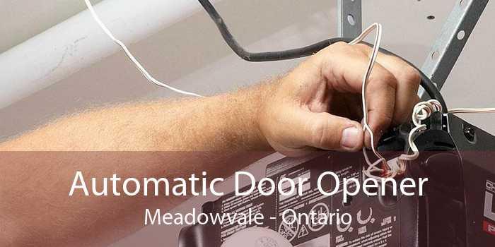 Automatic Door Opener Meadowvale - Ontario