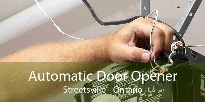 Automatic Door Opener Streetsville - Ontario