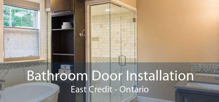 Bathroom Door Installation East Credit - Ontario