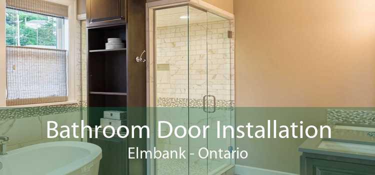 Bathroom Door Installation Elmbank - Ontario