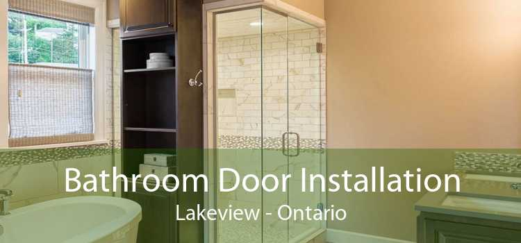 Bathroom Door Installation Lakeview - Ontario