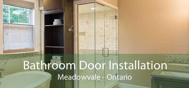 Bathroom Door Installation Meadowvale - Ontario