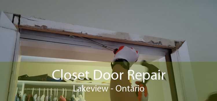 Closet Door Repair Lakeview - Ontario
