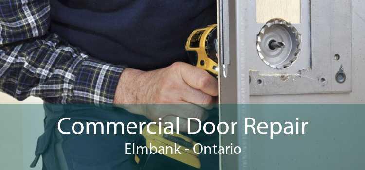Commercial Door Repair Elmbank - Ontario