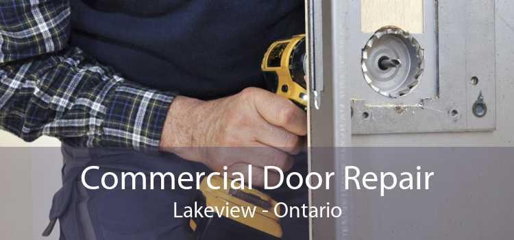 Commercial Door Repair Lakeview - Ontario
