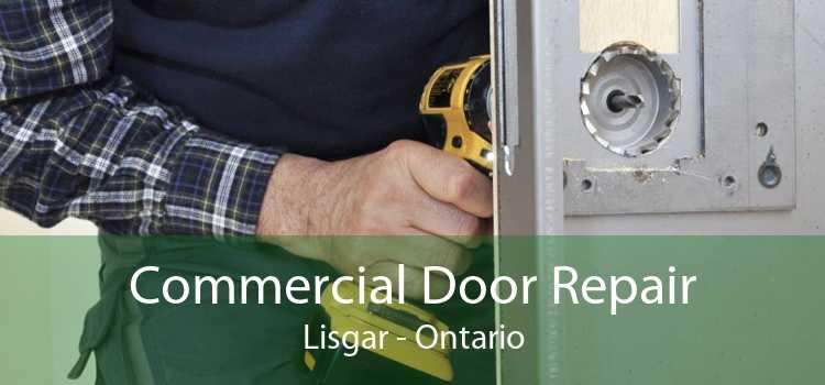 Commercial Door Repair Lisgar - Ontario