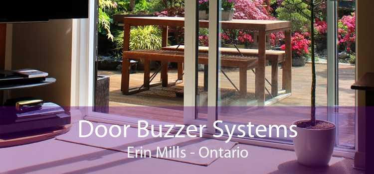 Door Buzzer Systems Erin Mills - Ontario