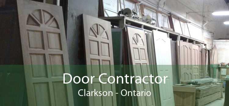Door Contractor Clarkson - Ontario