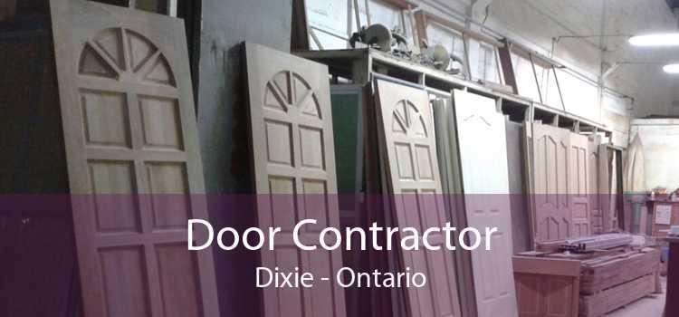 Door Contractor Dixie - Ontario