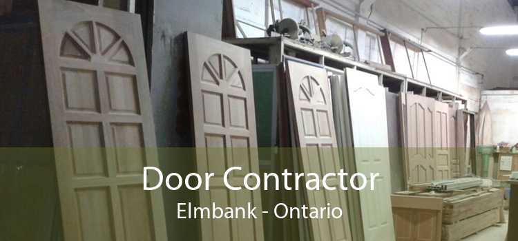 Door Contractor Elmbank - Ontario