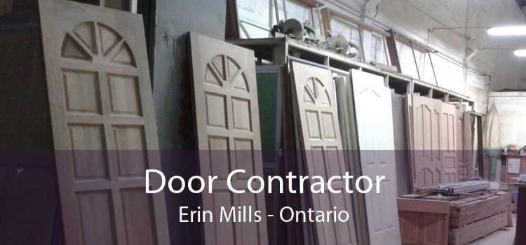 Door Contractor Erin Mills - Ontario