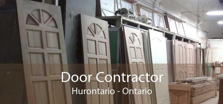 Door Contractor Hurontario - Ontario
