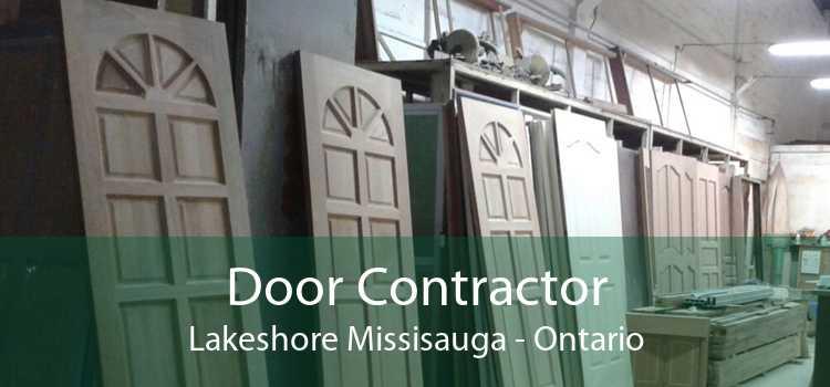 Door Contractor Lakeshore Missisauga - Ontario