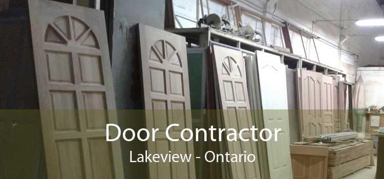 Door Contractor Lakeview - Ontario