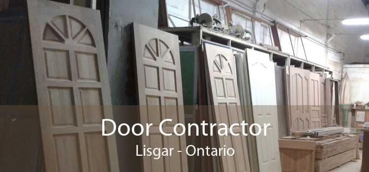 Door Contractor Lisgar - Ontario