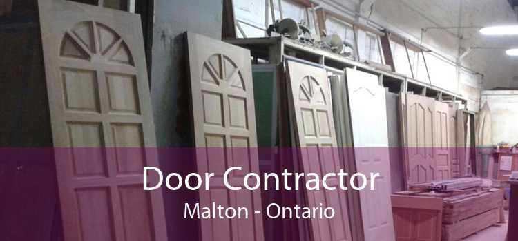 Door Contractor Malton - Ontario
