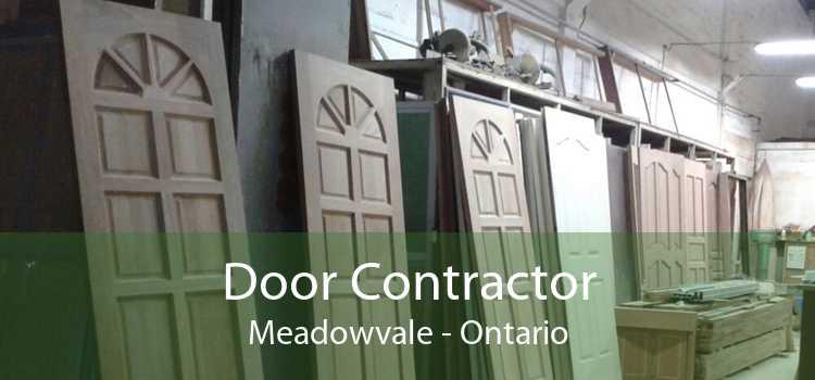 Door Contractor Meadowvale - Ontario