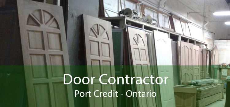 Door Contractor Port Credit - Ontario