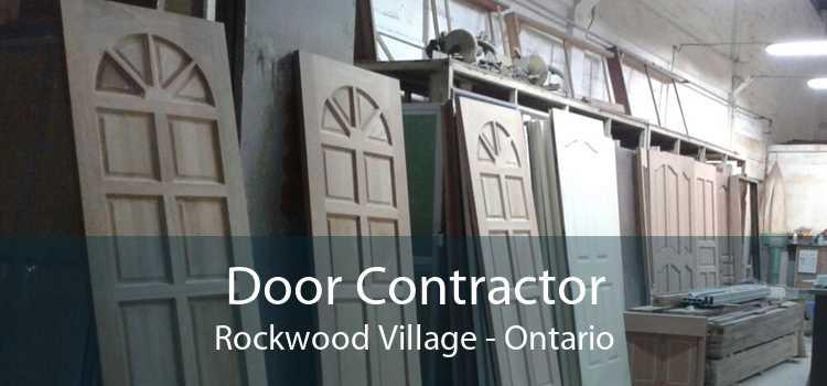 Door Contractor Rockwood Village - Ontario