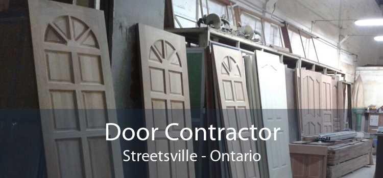 Door Contractor Streetsville - Ontario