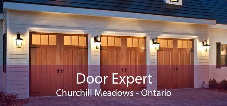 Door Expert Churchill Meadows - Ontario