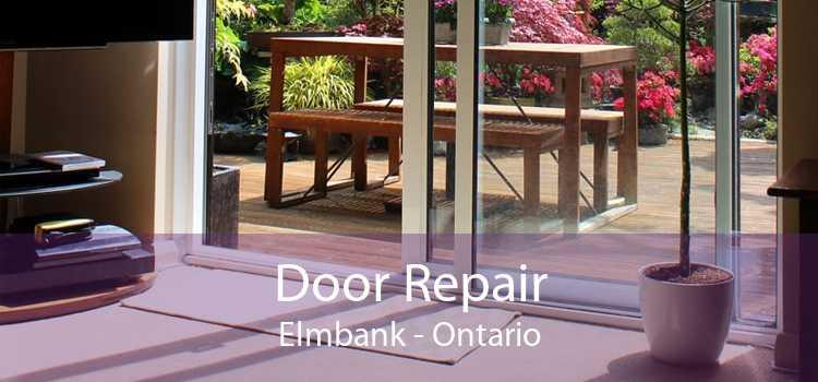 Door Repair Elmbank - Ontario