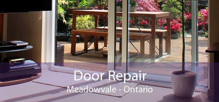 Door Repair Meadowvale - Ontario