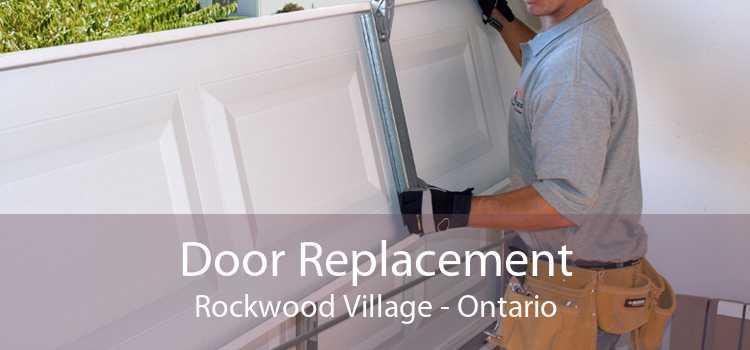 Door Replacement Rockwood Village - Ontario