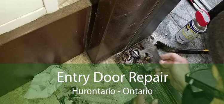 Entry Door Repair Hurontario - Ontario