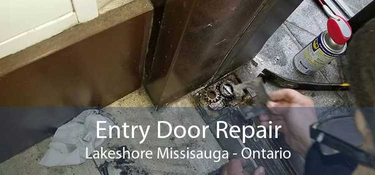 Entry Door Repair Lakeshore Missisauga - Ontario