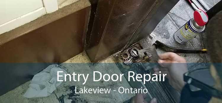 Entry Door Repair Lakeview - Ontario
