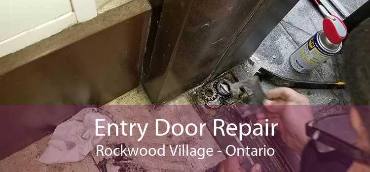 Entry Door Repair Rockwood Village - Ontario
