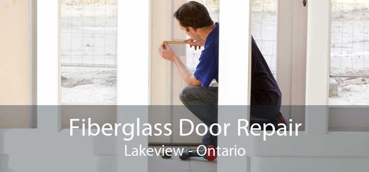 Fiberglass Door Repair Lakeview - Ontario