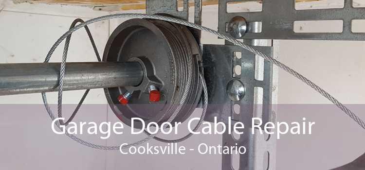 Garage Door Cable Repair Cooksville - Ontario