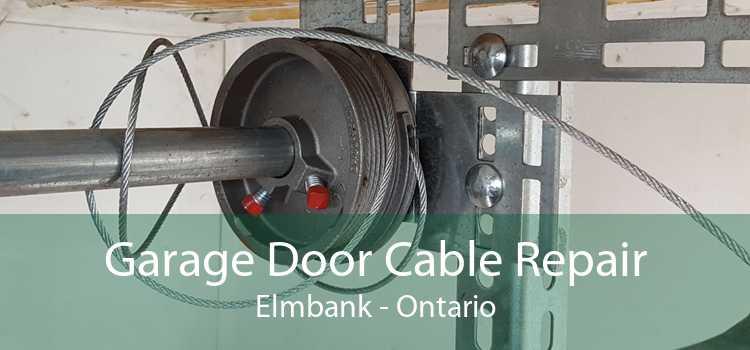 Garage Door Cable Repair Elmbank - Ontario