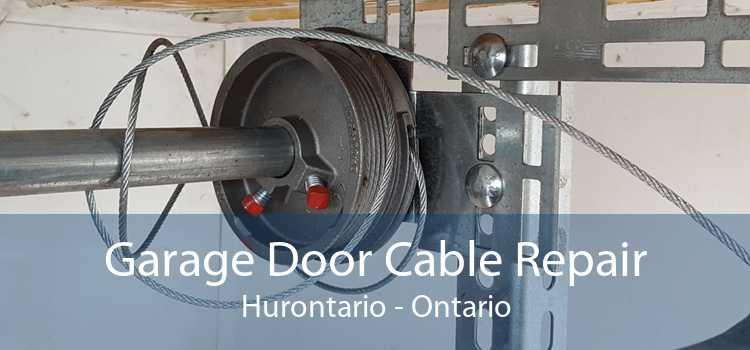 Garage Door Cable Repair Hurontario - Ontario
