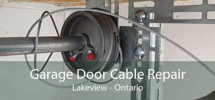 Garage Door Cable Repair Lakeview - Ontario