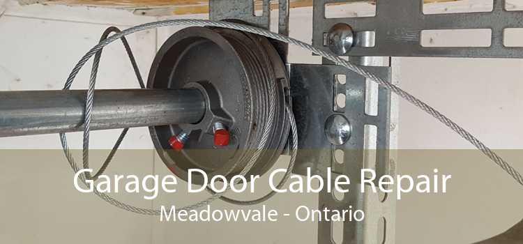 Garage Door Cable Repair Meadowvale - Ontario