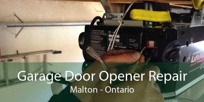 Garage Door Opener Repair Malton - Ontario