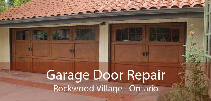 Garage Door Repair Rockwood Village - Ontario