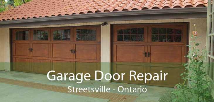 Garage Door Repair Streetsville - Ontario